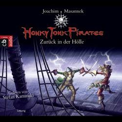 Honky Tonk Pirates – Zurück in der Hölle von Kaminski,  Stefan, Masannek,  Joachim