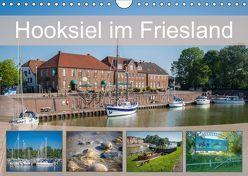 Hooksiel im Friesland (Wandkalender 2019 DIN A4 quer) von Rasche,  Marlen