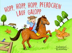 Hopp, hopp, hopp, Pferdchen lauf Galopp von Bußhoff,  Katharina