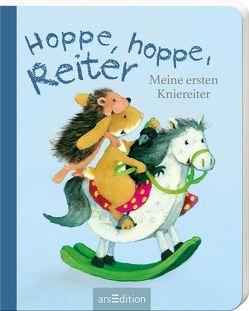 Hoppe, hoppe, Reiter von Weldin,  Frauke