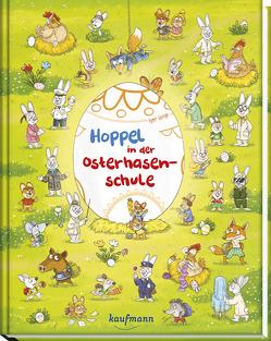 Hoppel in der Osterhasenschule von Lange,  Igor, Lückel,  Kristin