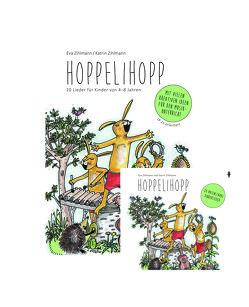 Hoppelihopp Set von Zihlmann,  Eva, Zihlmann,  Katrin