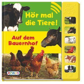 Hör mal die Tiere! – Auf dem Bauernhof