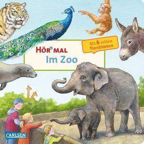 Hör mal: Im Zoo von Möller,  Anne