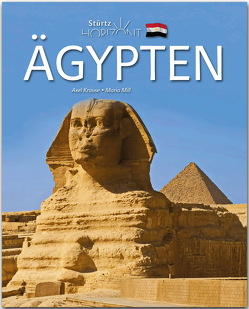 Horizont Ägypten von Krause,  Axel, Mill,  Maria