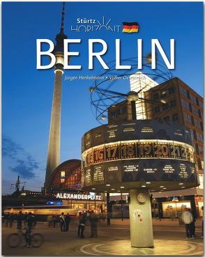 Horizont Berlin von Henkelmann,  Jürgen, Oesterreich,  Volker