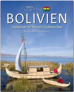 Horizont Bolivien von Drouve,  Dr. Andreas, Raach,  Karl-Heinz