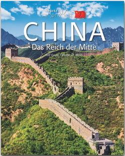Horizont China – Das Reich der Mitte von Freyer,  Ralf, Weiss,  Walter M.