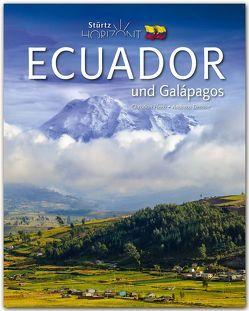 Horizont Ecuador und Galápagos von Drouve,  Andreas, Heeb,  Christian