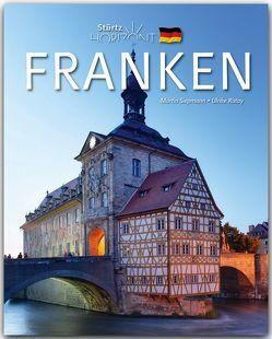 Horizont Franken von Ratay,  Ulrike, Siepmann,  Martin