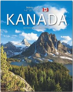 Horizont Kanada von Herdrich,  Walter, Raach,  Karl-Heinz