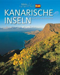 Horizont Kanarische Inseln von Luthardt,  Ernst-Otto, Richter,  Jürgen