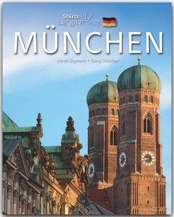 Horizont München von Schwikart,  Georg, Siepmann,  Martin