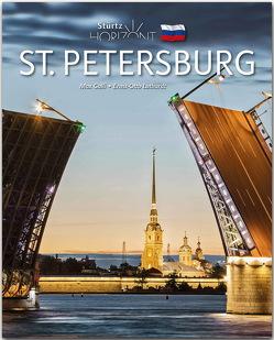 Horizont St. Petersburg von Galli,  Max, Luthardt,  Ernst-Otto