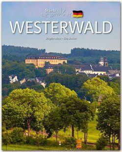 Horizont Westerwald von Becker,  Eva, Merz,  Brigitte
