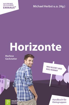 Horizonte von Gackstatter,  Marliese, Harder,  Ulf, Herbst,  Michael