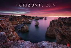 Horizonte – Kalender 2019 von Heye