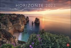 Horizonte Kalender 2022 von Heye
