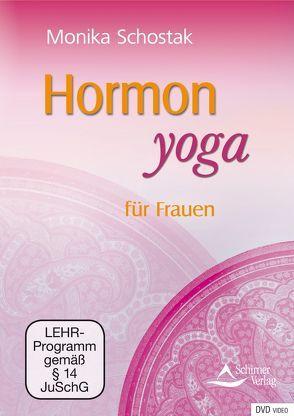 Hormon-Yoga für Frauen von Schostak,  Monika