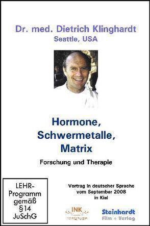 Hormone, Schwermetalle, Matrix von Klinghardt,  Dietrich