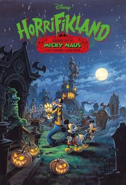 Horrifikland von Disney,  Walt, Nesme,  Alexis, Trondheim,  Lewis
