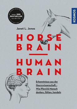 Horse Brain, Human Brain von Jones,  Janet L.