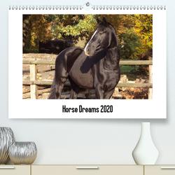 Horse Dreams (Premium, hochwertiger DIN A2 Wandkalender 2020, Kunstdruck in Hochglanz) von Meding,  Cerstin