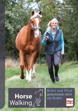 Horse Walking von Diacont,  Kerstin, Kemmler,  Jürgen