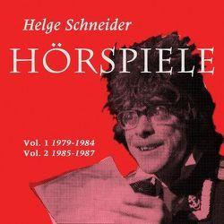 Hörspiele 1 + 2 von Schneider,  Helge