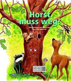Horst muss weg von Wenrich,  Susi