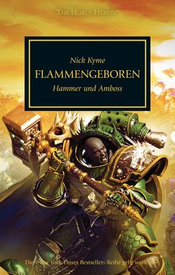 Horus Heresy – Flammengeboren von Kyme,  Nick