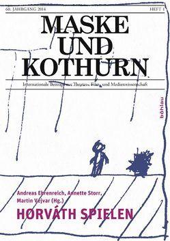 Horváth spielen von Ehrenreich,  Andreas, Storr,  Annette, Vejvar,  Martin