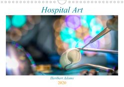Hospital Art (Wandkalender 2020 DIN A4 quer) von Lensviper