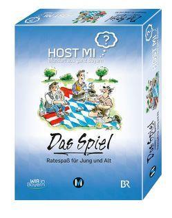 Host Mi? – Das Spiel von Ruge,  Peter