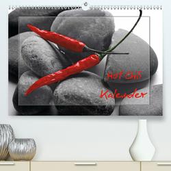Hot Chili Küchen Kalender Schweizer KalendariumCH-Version (Premium, hochwertiger DIN A2 Wandkalender 2020, Kunstdruck in Hochglanz) von Riedel,  Tanja