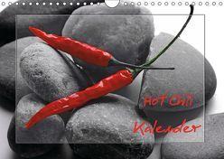 Hot Chili Küchen Kalender Schweizer KalendariumCH-Version (Wandkalender 2019 DIN A4 quer) von Riedel,  Tanja
