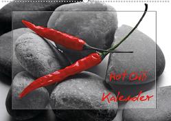 Hot Chili Küchen Kalender Schweizer KalendariumCH-Version (Wandkalender 2021 DIN A2 quer) von Riedel,  Tanja