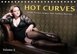 Hot Curves Volume 2 (Tischkalender 2021 DIN A5 quer) von W. Lambrecht,  Markus