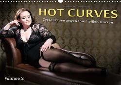 Hot Curves Volume 2 (Wandkalender 2021 DIN A3 quer) von W. Lambrecht,  Markus