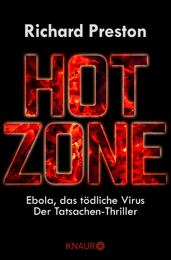 Hot Zone von Preston,  Richard, Vogel,  Sebastian