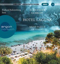 Hotel Laguna von Barenberg,  Richard, Gorkow,  Alexander