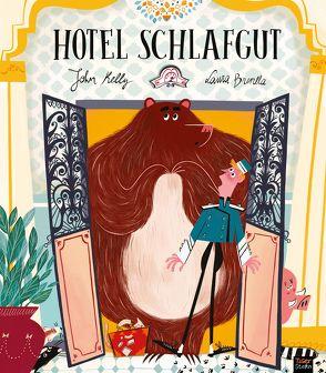 Hotel Schlafgut von Brenlla,  Maria Laura, Kelly,  John, Pfeiffer,  Christina