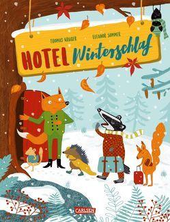 Hotel Winterschlaf von Krueger,  Thomas, Sommer,  Eleanor