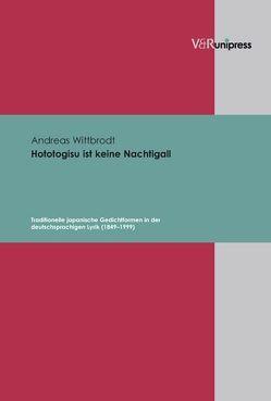 Hototogisu ist keine Nachtigall von Wittbrodt,  Andreas