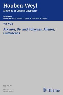 Houben-Weyl Methods of Organic Chemistry Vol. V/2a, 4th Edition von Fiesselmann,  Hans, Jäger,  Volker, Müller,  Peter, Müller-Dolezal,  Heidi, Niedballa,  Ulrich