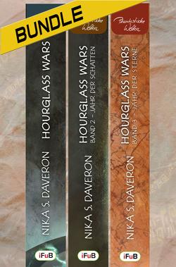 Hourglass Wars: Die vollständige Saga (Bundle, 3 Bücher) von Daveron,  Nika S.