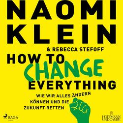 How to change everything von Klein,  Naomi, Salkow,  Irina