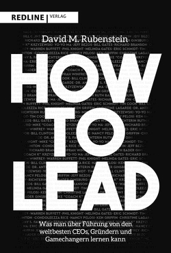 How to lead von Juraschitz,  Norbert, Rubenstein,  David