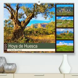 Hoya de Huesca – Im Norden Aragons (Premium, hochwertiger DIN A2 Wandkalender 2020, Kunstdruck in Hochglanz) von LianeM
