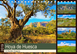 Hoya de Huesca – Im Norden Aragons (Tischkalender 2019 DIN A5 quer) von LianeM
